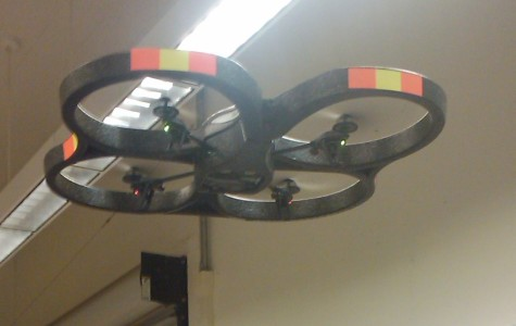 DRONES ARE COMING