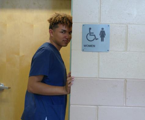 BATHROOM SECURITY NEEDED AT SEMINOLE