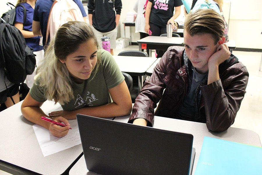 AP CAPSTONE PROGRAM PREPARES STUDENTS FOR FUTURE