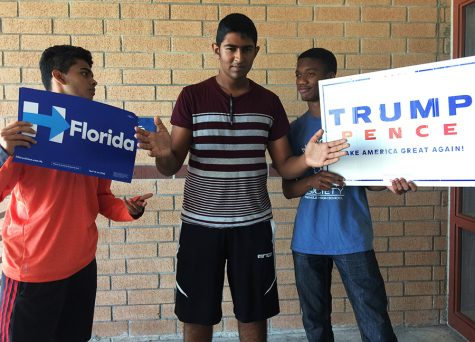 SEMINOLE OVERWHELMINGLY REJECTS PRESIDENTIAL CANDIDATES