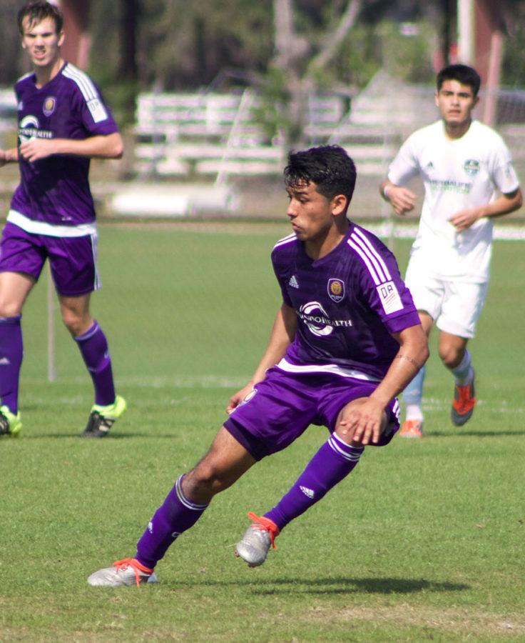 SEMINOLE SOCCER STAR SCORES HIS WAY INTO CHAPEL HILL