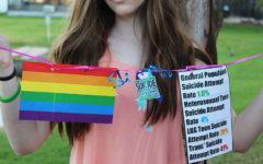 LGBTQ SUICIDE RATES PLUMMET