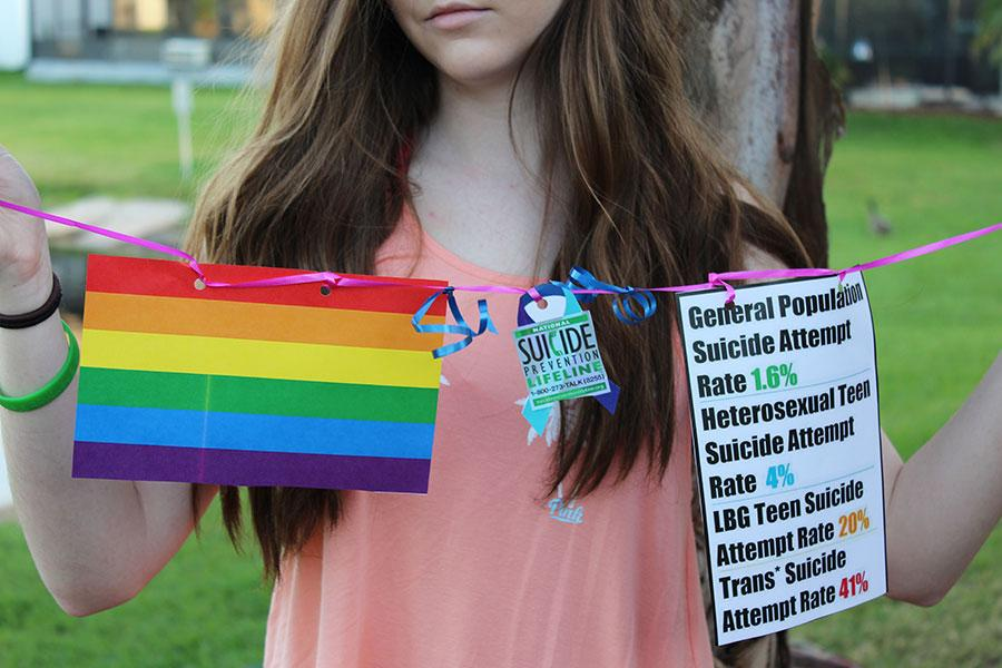 LGBTQ teen suicide rates have fallen since the legalization of gay marriage.