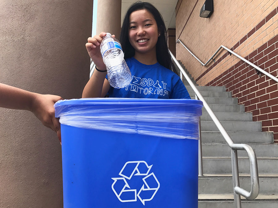 Seminole High is in need of better recycling programs to further campus eco-friendliness.