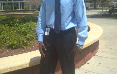 APRIL SPOTLIGHT- MR. LEON MCCANTS