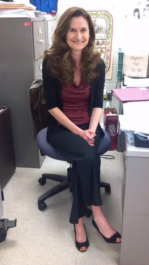 MEAHL TIME: SPOTLIGHT ON ENGLISH TEACHER MRS. MEAHL