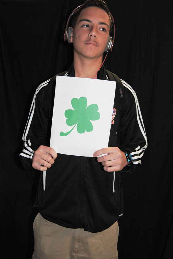 LUCKY TRADITONS: ST. PATRICK'S DAY