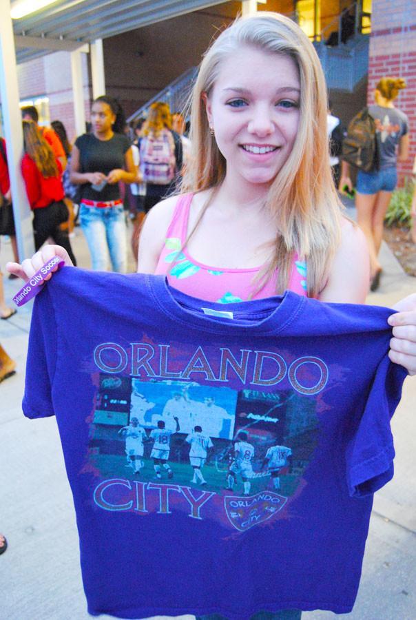 ORLANDO CITY MAKES NAME