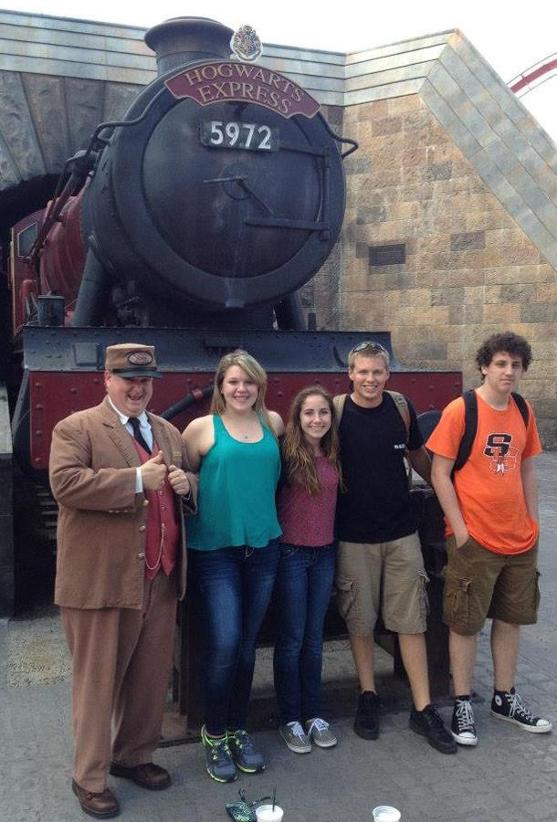 WIZARDING WORLD OF HARRY POTTER EXPANDS!