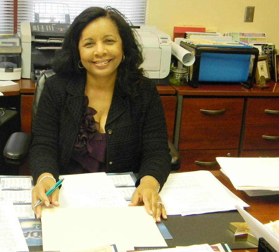 NEW YEAR BRINGS NEW LEADER: DR. CONNIE COLLINS
