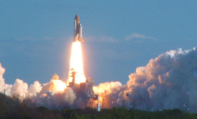 NASA CONTINUES MISSIONS