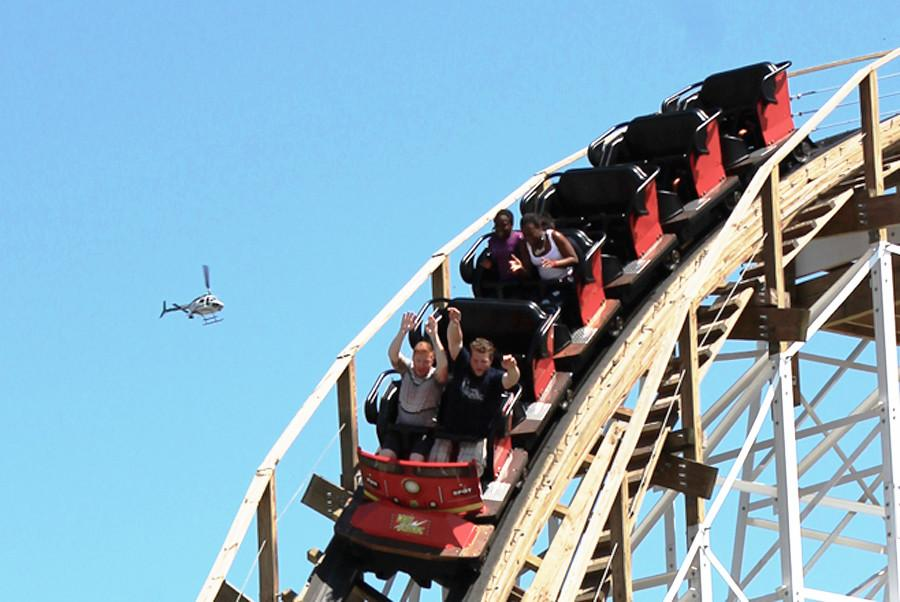 WOMAN DIES ON SIX FLAGS ROLLER COASTER: HOW SAFE ARE AMUSEMENT RIDES?
