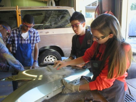 NEWS FROM AUTO BODY