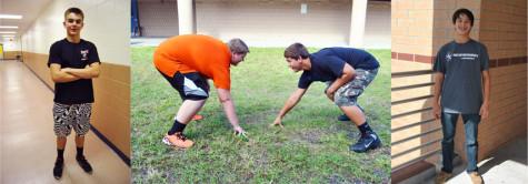 SEMINOLE FRESHMAN FOOTBALL PLAYERS MOVE TO VARSITY TEAM