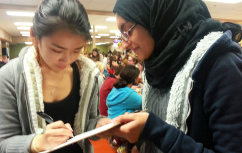 MUSLIM STUDENTS LAUNCH PETITON TO RECOGNIZE RELIGIOUS HOLIDAY