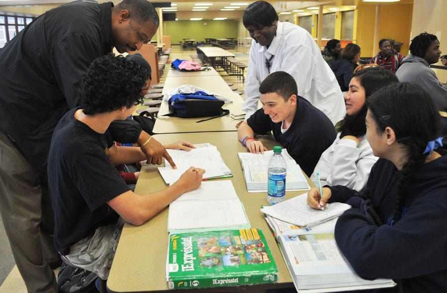 SPOTLIGHT: SEMINOLE TUTORING CONTINUES TO HELP STUDENTS