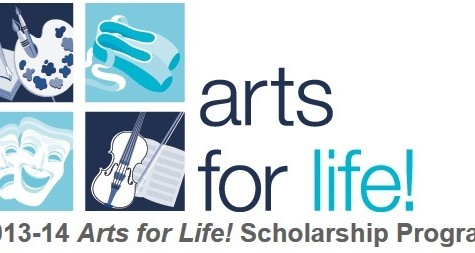 Arts for Life! Scholarship Program