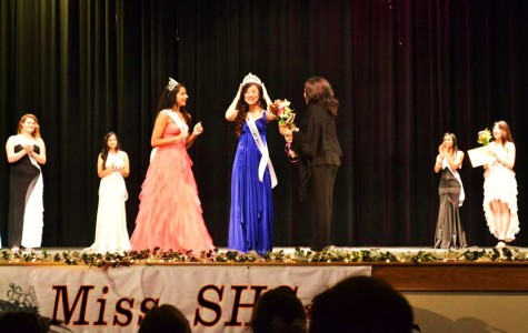 MISS SHS COMPETITION RECOGNIZES GROUP OF TALENTED, ACCOMPLISHED YOUNG WOMEN