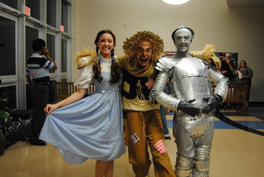 SHS THEATRE COMPANY PRODUCES 'THE WIZARD OF OZ'