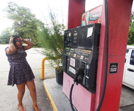 STRAP-UP, STUDENT DRIVERS: GAS PRICES ARE RISING!