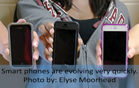 SMARTPHONES CHANGING WITH TIMES