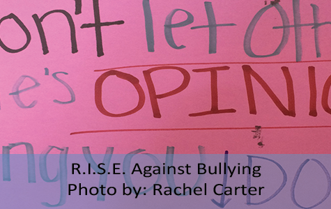 INTERACT CLUB STANDS AGAINST SCHOOL BULLYING