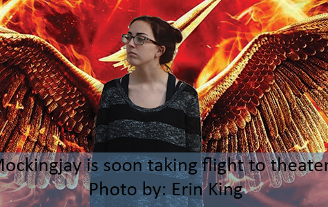STUDENTS ANTICIPATE ARRIVAL OF MOCKINGJAY: PART 1