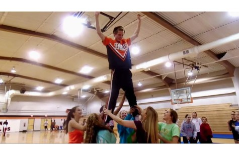 DAY IN THE LIFE: CHEERLEADER EDITION