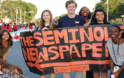 JOIN THE SEMINOLE NEWSPAPER STAFF!