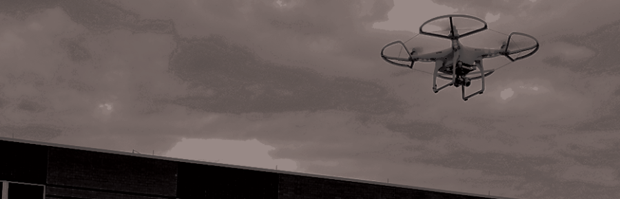 DRONES FLY INTO SHS