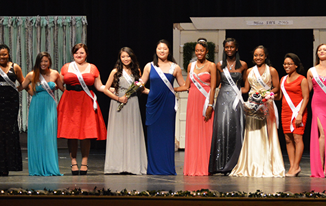 MISS SHS TAKES CENTER STAGE