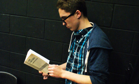 SHS THEATER COMPANY CASTS STUDENTS FOR PRODUCTIONS