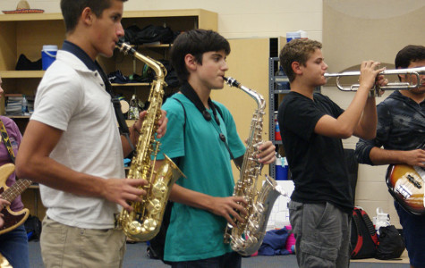 SHS MARCHING BAND HEADS TO FBA