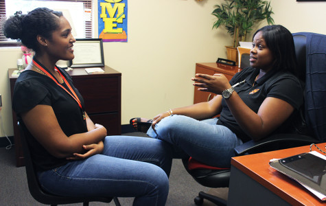 GUIDANCE COUNSELORS MENTOR STUDENTS