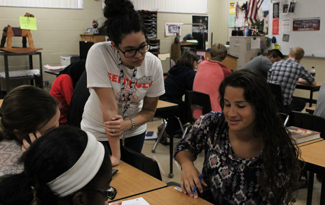TEACHER ASSISTANTS LEARN SKILLS AS THEY HELP