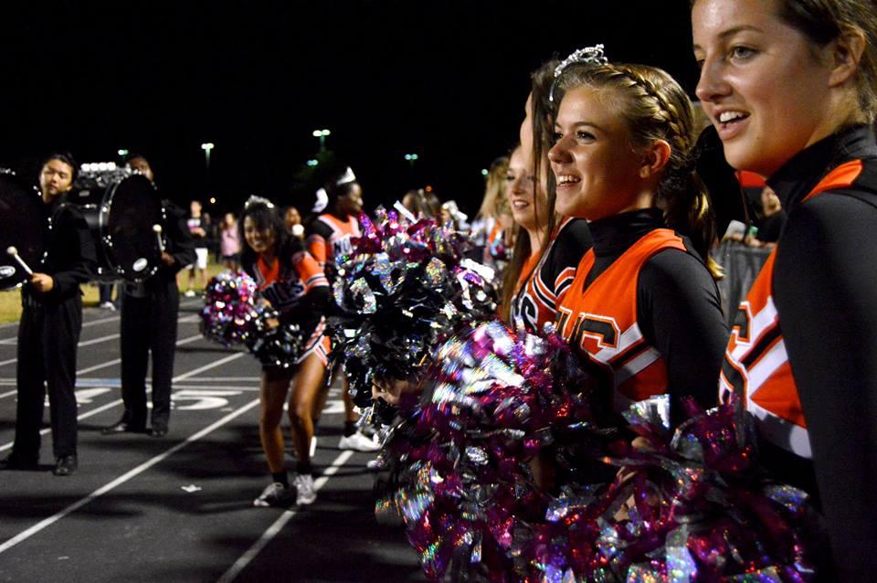 Seminole played Lake Mary's football team last Friday night, Oct. 30.