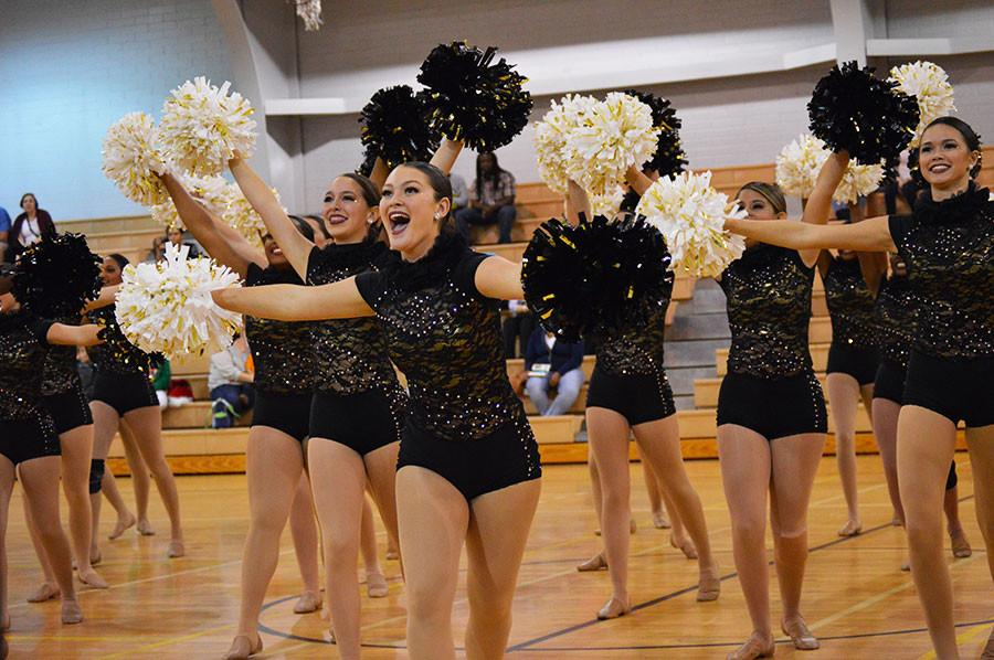 The Seminole Dazzlers performed their annual Winter Dance Show.