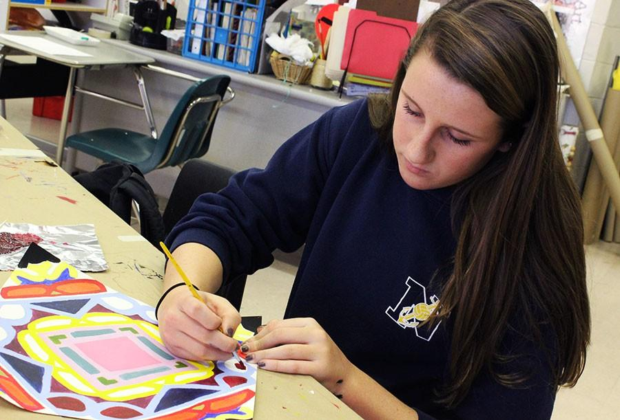 Many prestigious art colleges attend National Portfolio Day, offering scholarships and productive feedback.
