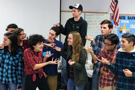 SHS YOUNG POLITICIANS DEBATE IT OUT