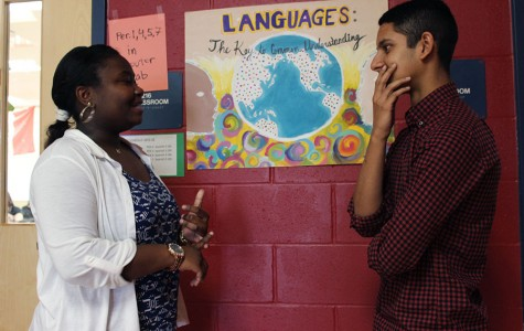 STUDENTS CELEBRATE CULTURE IN WORLD LANGUAGES FESTIVAL