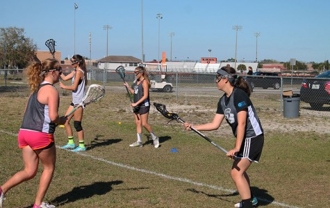 LACROSSE SEASON SPRINGS INTO ACTION