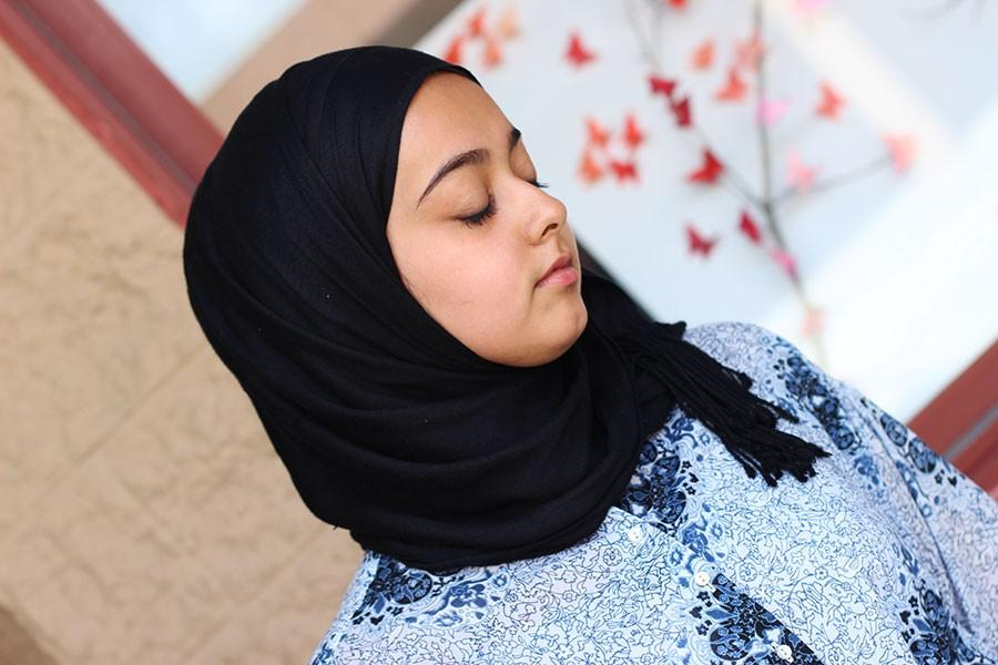 Uniqlo+is+releasing+a+new+line+of+clothing+specially+designed+for+Muslim+women.+
