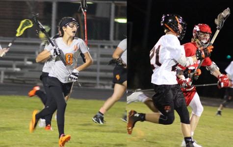 GENDER ROLES RUN RAMPANT ON LACROSSE FIELD