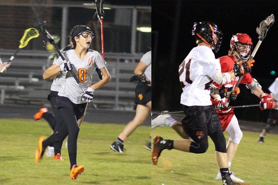 Girls and Boys Lacrosse may share the same sport, but they vary in playing style.