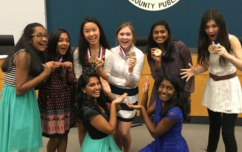 Students participated in the annual National History Day competition.