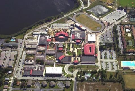 Seminole High School's campus in 2005.