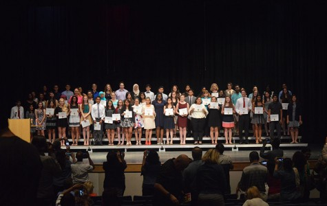 SCIENCE NATIONAL HONOR SOCIETY EXPLODES AT SEMINOLE