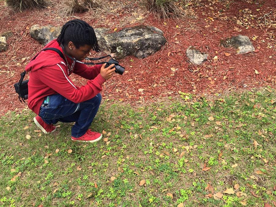 A new photography club has begun at Seminole, holding biweekly meetings.