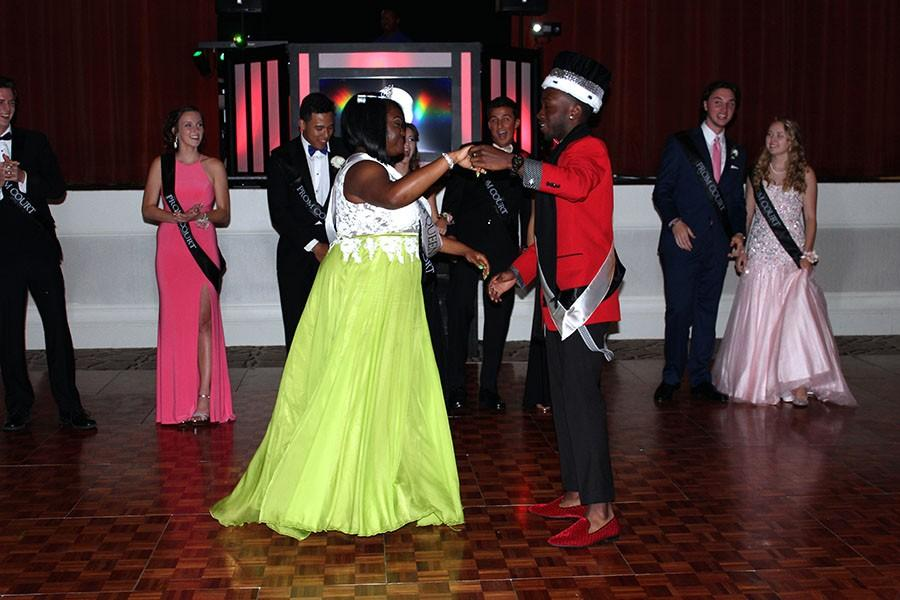 Months of preparation went into the making of Seminole High School's 2016 prom.