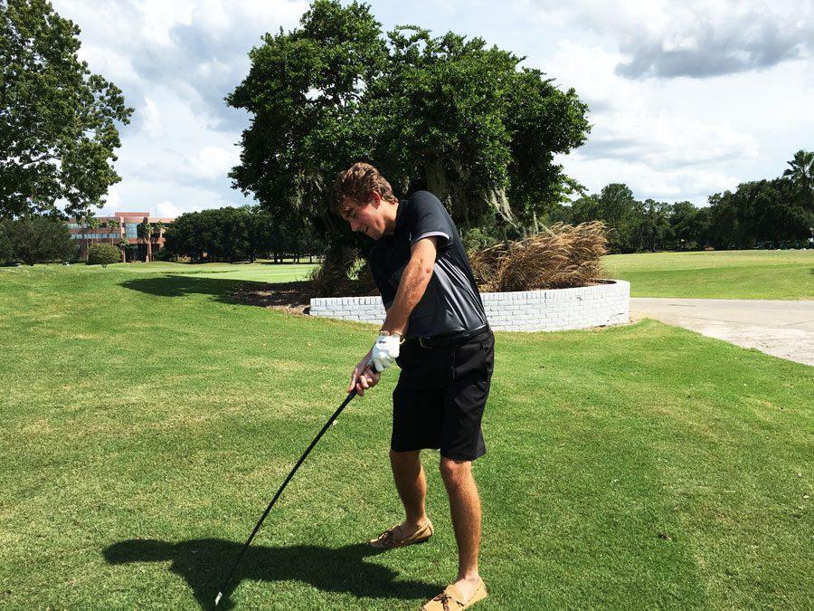 Seminole alumni Matt Kuchar wins bronze in golf, giving students who play golf something to look up to.